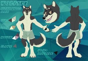 Wolfter refrence sheet by Manulfacture