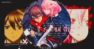 Guilty crown. by JuanescasC