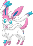 Sylveon by Totalheartsboy