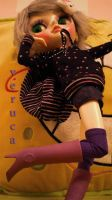 My first doll by Abi-and-Aiba