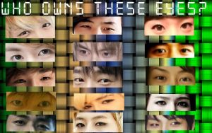 Who Owns These Eyes? KPOP -M by YseulTristan