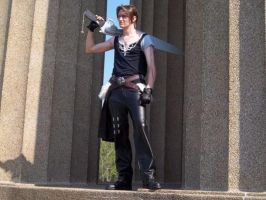 Squall (Steely Blade) 04 by AirPirateCid