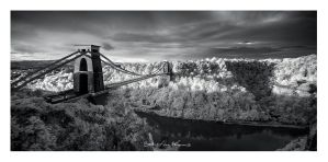 The Clifton Suspension Bridge by SebastianKraus