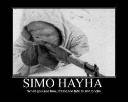 Simo Hayha Motivational by MadnessAbe