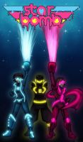 BOOM! STARBOMB! by xTaintedRedx