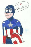Cap for Christina by TheSimpsonsFanGirl