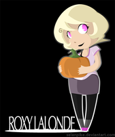 Roxy + Pumpkin by SelanPike