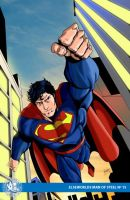 Elseworlds Man of Steel #15 by actiontales
