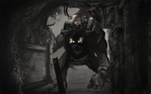 Gears Of War BRUMAK SPEED by Meiphon