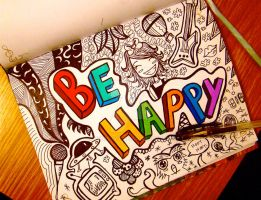 Be Happy, Stay Happy. by Venis-Ivy