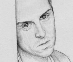 Andrew Scott... by chickenpopcorn