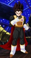 An Empire Reborn: Vegeta Ascends the Throne by ncfwhitetigress