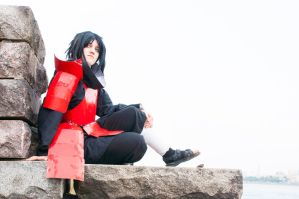 Cosplay Uchiha Madara 368 by NakagoinKuto