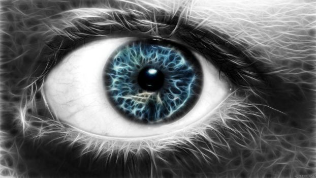 Meshed eye by Michalius89