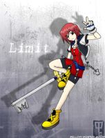 Kairi - Limit Form by mell0w-m1nded