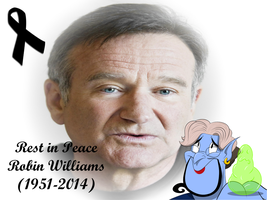 Robin Williams Tribute by MysteryFanBoy718