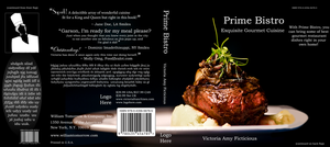 Prime Bistro Dust Jacket by finkybeatnik