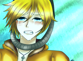 .:Kenny:. Cry by N-Lilix