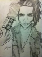 Andy Biersack ( The Prophet ) by EternallyFaithfull