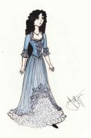 I love this dress!! by Joa-Moon