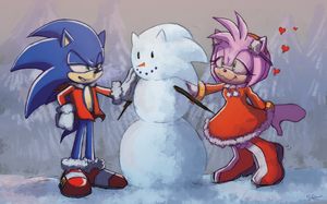 Best Snowman evea by Saphfire321