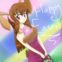 Happy Easter by SomeJaneDoe