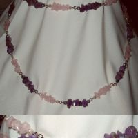 Love: Balanced + Pure Necklace by UrsulaPatch