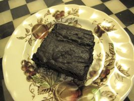 Cacao-Pow Brownie 2 by Windthin