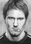 Lionel Messi by ThestralWizard