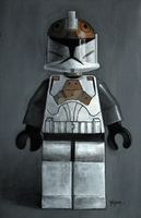 Lego Clone Trooper by Sythe01