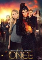 Once Upon A Time S3 Alt. Poster by JaiMcFerran