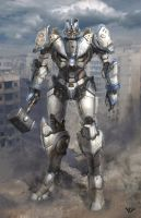 Gypsy Danger MK-2 by secret-schwarz