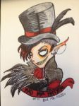 The Mad Hatter by Madd-Mirth