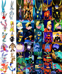 Tiny Toon, Looney Tunes, and Loonatics by 9029561