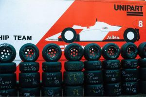 Michelin Tyres (Germany 1983) by F1-history