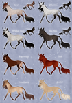 Batch 22 | Festive Fawnling Giveaway 2015 by TigressDesign