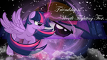 Twilight - Friendship is Worth Fighting For... by BlackandNerdy