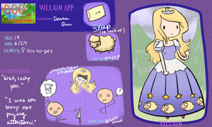 AoO Example Villain App by Arcky-Cano