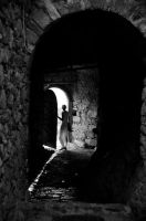 Light at the end of the tunnel by vahid-naziri