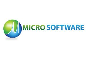 Micro software logo by nabeel91