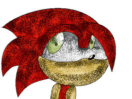 request Crome The Hedgehog by loue1