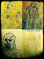 Zombies by Ryan-Bowers