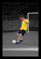 Free Kick by Gilly71
