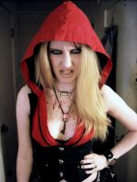 Evil Red Riding Hood by LadyLestat88