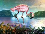 fLAMINGO by henflay