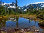 High country reflections by Glacierman54