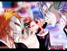 Epic battle! by HollowCN