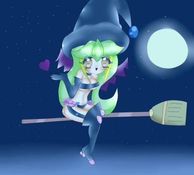 Witch syncro by chazzandalexis