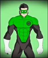 Kyle Rayner by DraganD