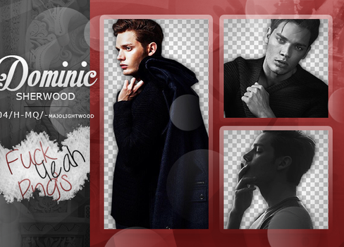 Pack Png: Dominic Sherwood #326 by MockingjayResources